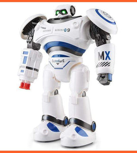 Defender Intelligent Robot -Dance, Defend, Combat, Walk Modes