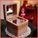 whatagift.com.au cjdrop Happy Birthday Chinese Valentine's Day gift male wooden music box