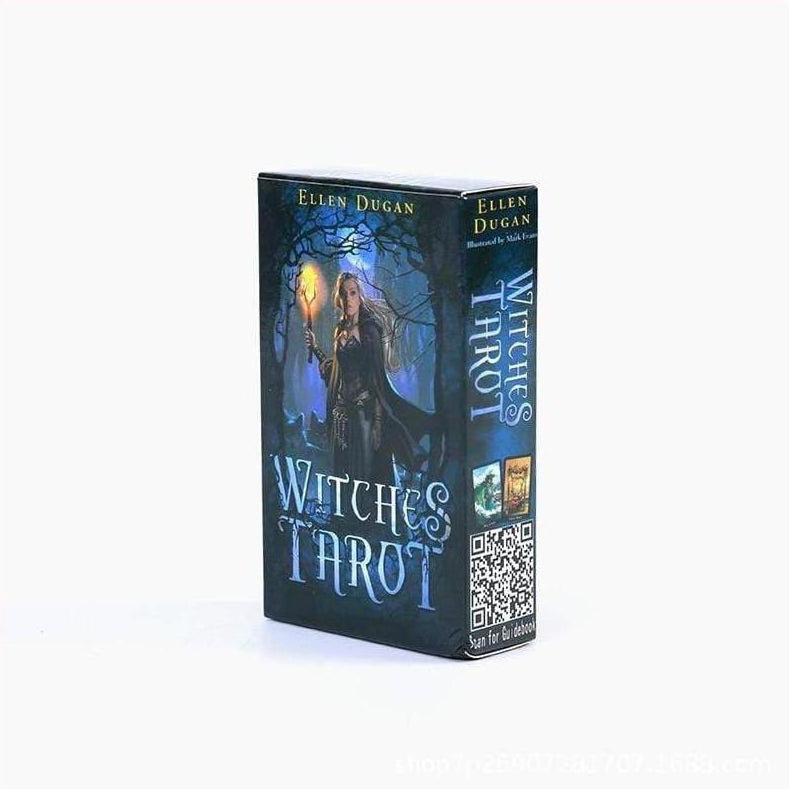 whatagift.com.au cjdrop Witch Tarot Deck Witches Tarot Cards 78 Cards