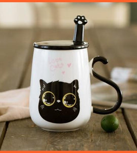 Cat Lovers Cup - 450ml