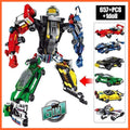 whatagift.com.au No original box 1 6in1 Transformation Robot Building Block and more - Various options