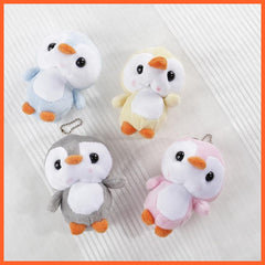whatagift.com.au Penguin Doll Key Chain