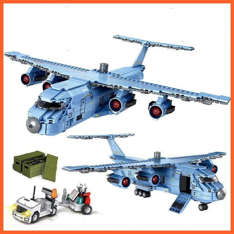 SWAT Transport Aircraft and More