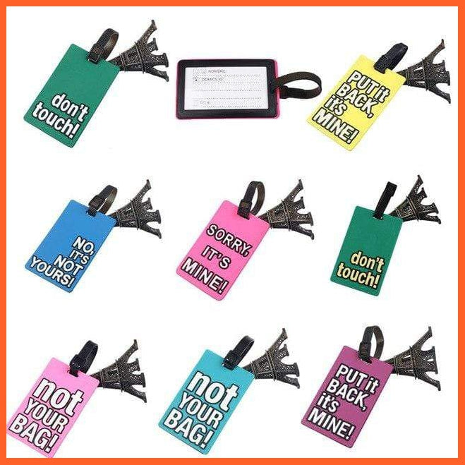 Fun Luggage Tags for All