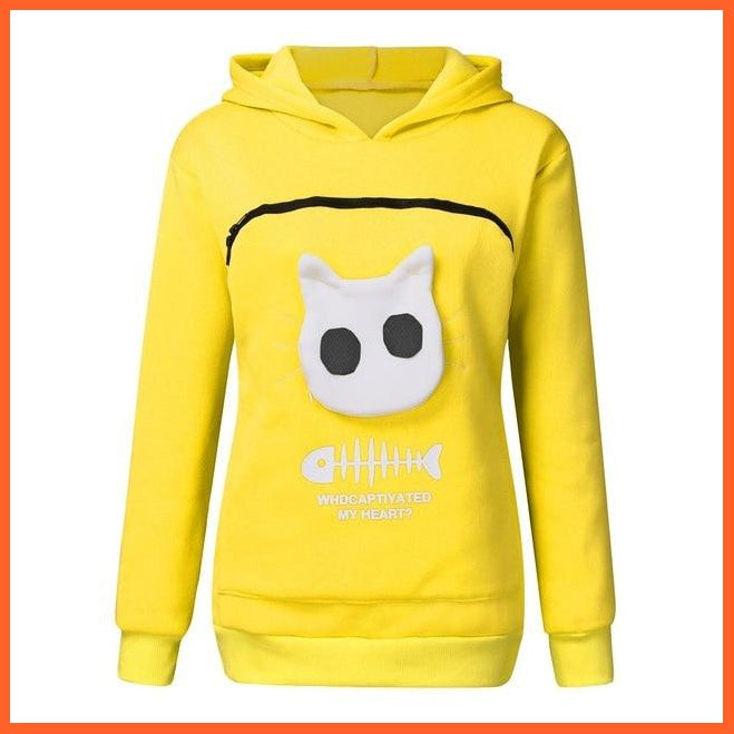 Catlovers Sweatshirt - 8 Designs