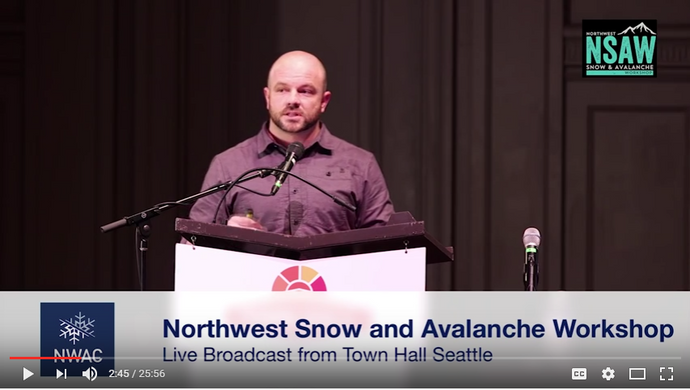 Jeff Campbell from the Northwest Avalanche Center discusses binding retention and release