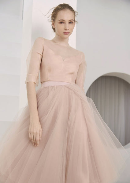 Viola Top & Round Tulle Skirt