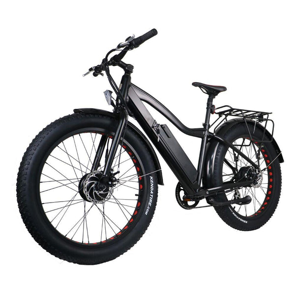 Krafty AWD - All Wheel Drive - Krafty Bikes