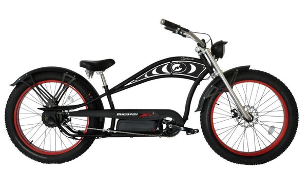 2021 - Micargi Cyclone Electric Cruiser Bike