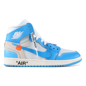 Jordan 1 High Off-White UNC