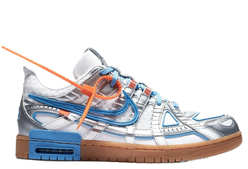Nike Off White Rubber Dunk University Blue