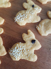 Rabbit Cheese Crackers Recipe Cookie Cutter Shop Australia