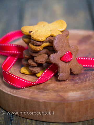 Nida's Gingerbread Men