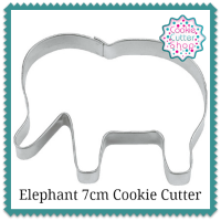 Elephant Cookie Cutter from Cookie Cutter Shop Australia