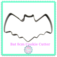 Bat 8cm Cookie Cutter from Cookie Cutter Shop Australia