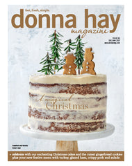 donna hay magazine Christmas 2016 cookie cutters from cookie cutter shop australia