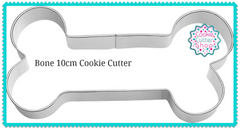 Bone 10cm Cookie Cutter from Cookie Cutter Shop Australia