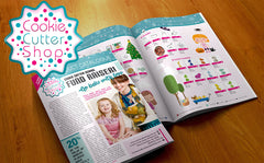Fundraiser Catalogue for Cookie Cutter Shop