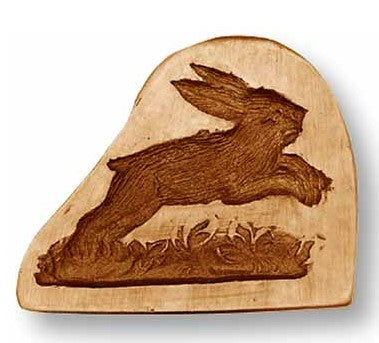 Springerle Mould 'Jumping Rabbit'