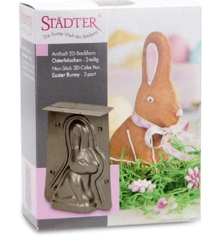3D Cake Pan 'Little Easter Bunny' | Cookie Cutter Shop Australia