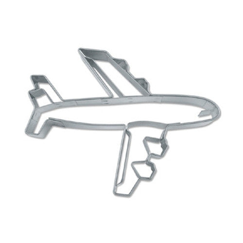 Airplane 7.5cm Cookie Cutter-Cookie Cutter Shop Australia