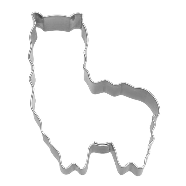 Alpaca 7cm Cookie Cutter-Cookie Cutter Shop Australia