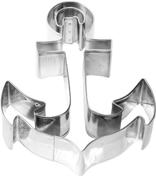 Anchor with Internal Detail Cookie Cutter 11cm | Cookie Cutter Shop Australia