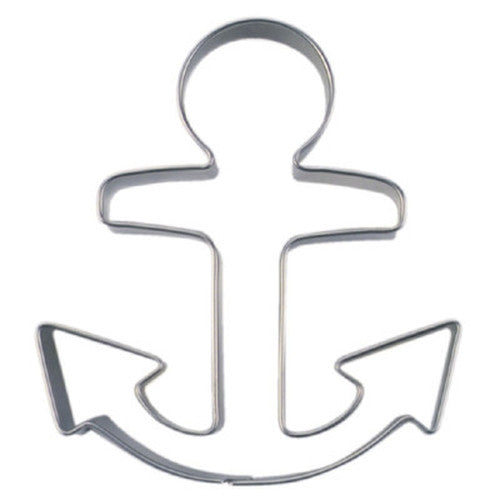 Anchor Cookie Cutter-Cookie Cutter Shop Australia