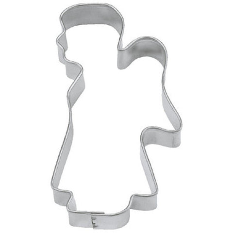 Angel Side On 7cm Cookie Cutter-Cookie Cutter Shop Australia