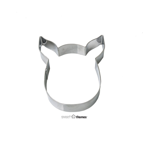 Animal Head or Face 8.5cm Cookie Cutter-Cookie Cutter Shop Australia