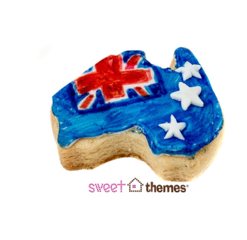 Australian Map Cookie Cutter | Cookie Cutter Shop Australia