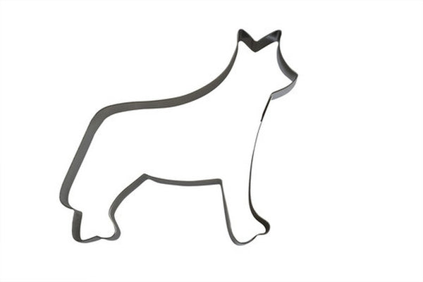 Australian Cattle Dog Cookie Cutter | Cookie Cutter Shop Australia