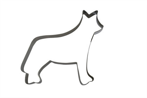 Australian Cattle Dog 10cm Cookie Cutter-Cookie Cutter Shop Australia