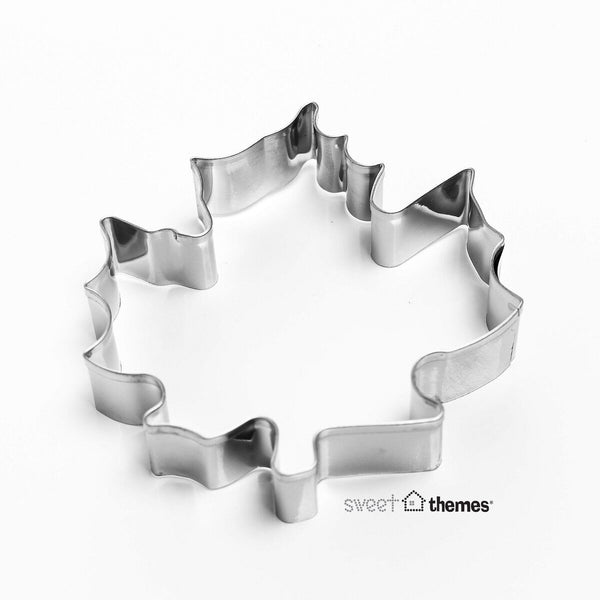Autumn Leaf 9cm Cookie Cutter-Cookie Cutter Shop Australia