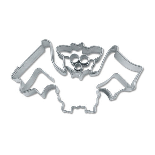 Bat with Embossed Details 7cm Cookie Cutter | Cookie Cutter Shop Australia