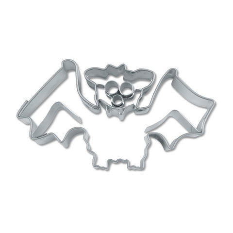 Bat with Embossed Details 7cm Cookie Cutter-Cookie Cutter Shop Australia
