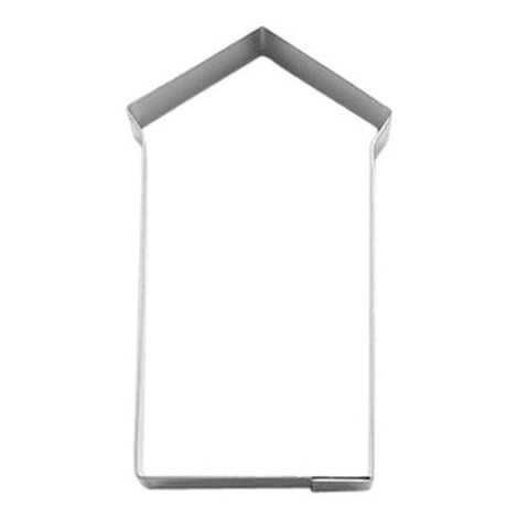 Beach Hut 8cm Cookie Cutter | Cookie Cutter Shop Australia
