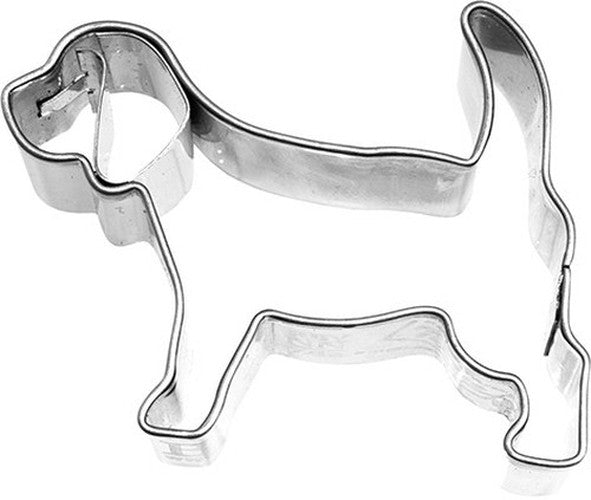 Beagle Dog 5cm Cookie Cutter-Cookie Cutter Shop Australia