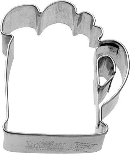 Beer Mug 6cm Cookie Cutter-Cookie Cutter Shop Australia