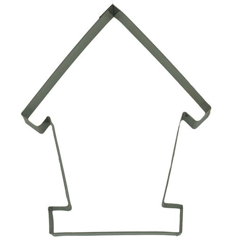 Bird House 12cm Cookie Cutter-Cookie Cutter Shop Australia