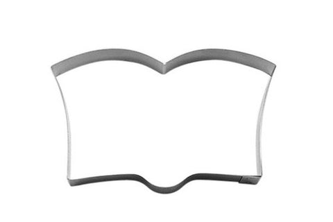 Book 13cm Cookie Cutter-Cookie Cutter Shop Australia