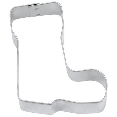 Boot 6cm Stainless Steel 6cm Cookie Cutter-Cookie Cutter Shop Australia