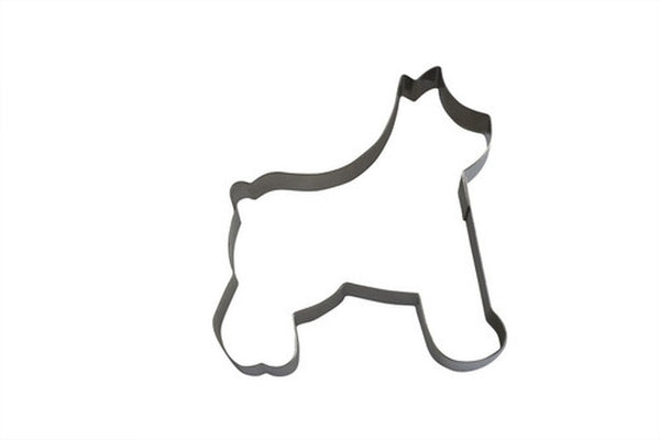 Bouvier des Flandres Dog 8cm Cookie Cutter-Cookie Cutter Shop Australia