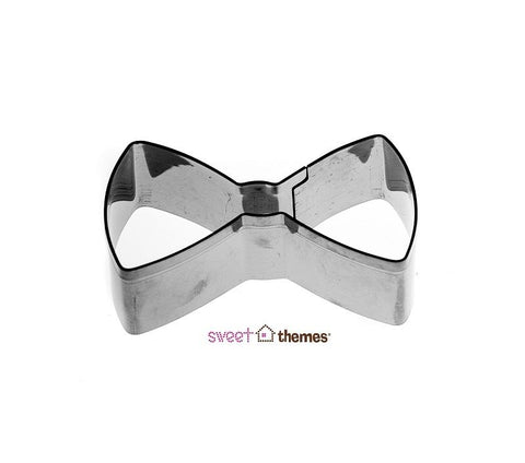 Bow Tie Small 6.5cm Cookie Cutter-Cookie Cutter Shop Australia