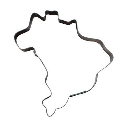 Brazil 8.5cm Cookie Cutter-Cookie Cutter Shop Australia