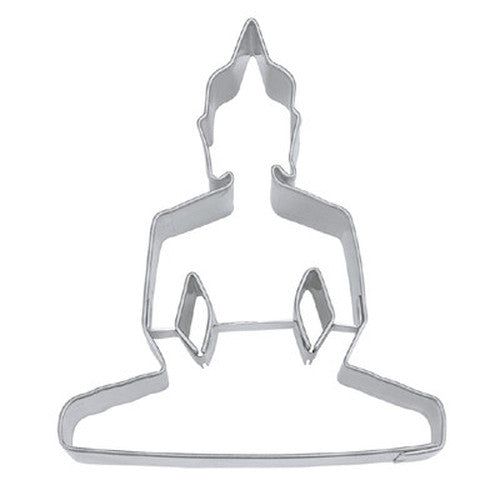 Buddha Cookie Cutter-Cookie Cutter Shop Australia