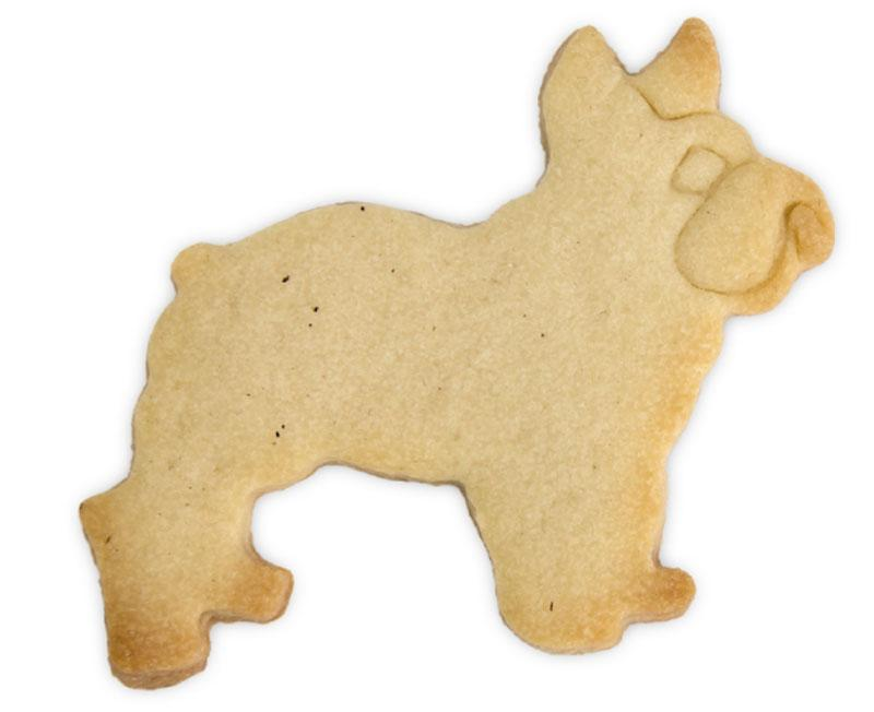 Bulldog 6.5cm Cookie Cutter-Cookie Cutter Shop Australia