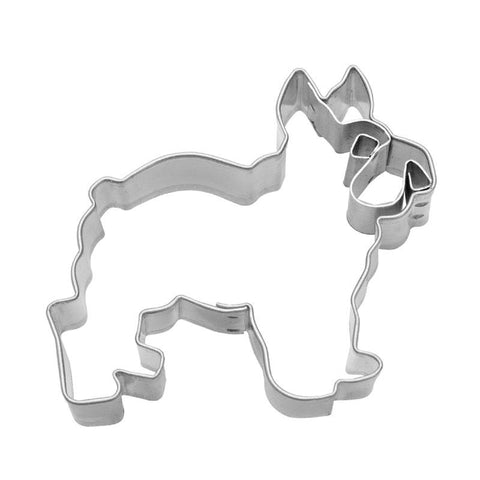 Bulldog 6.5cm Cookie Cutter