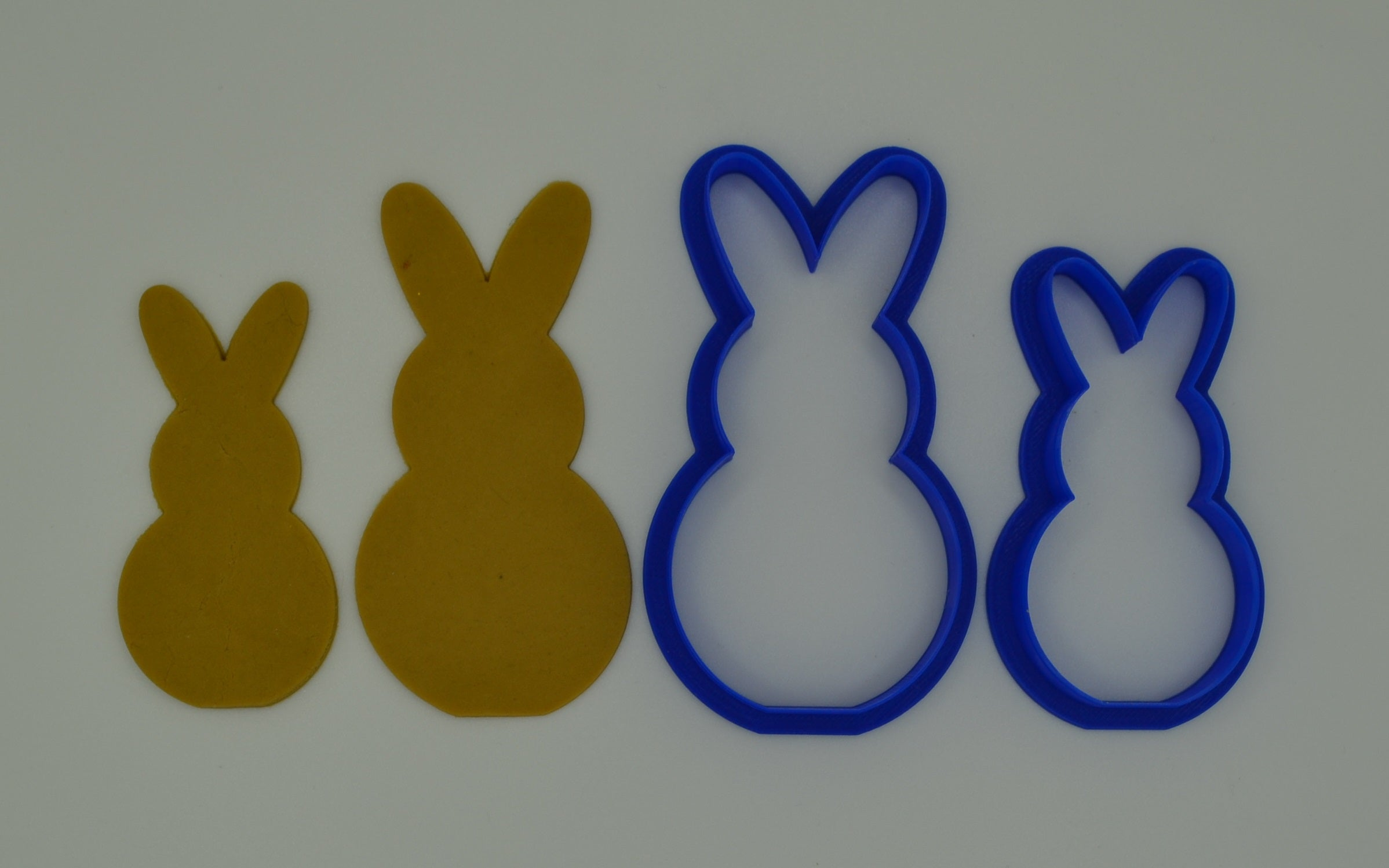 Bunny 8cm Cookie Cutter-Cookie Cutter Shop Australia