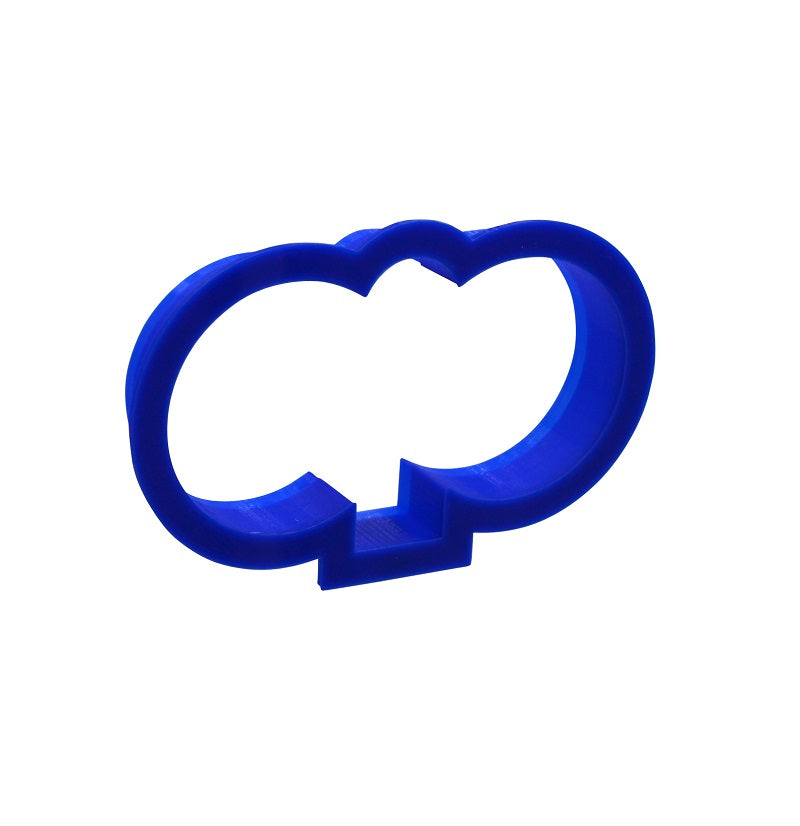 Bunny Smile 7.5cm Cookie Cutter-Cookie Cutter Shop Australia